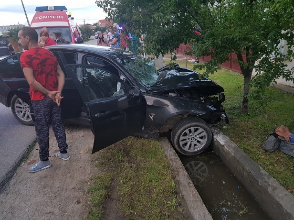 ACCIDENT CU MORȚI - LIVE PE INTERNET