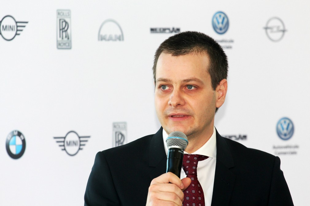 NOU CEO LA AUTOMOBILE BAVARIA GROUP