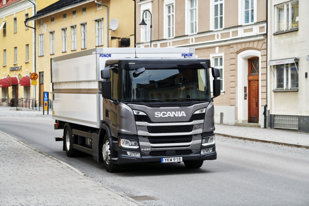 Video exclusiv: SCANIA URBAN - AL TREILEA VAL AL NEXT GENERATION SCANIA