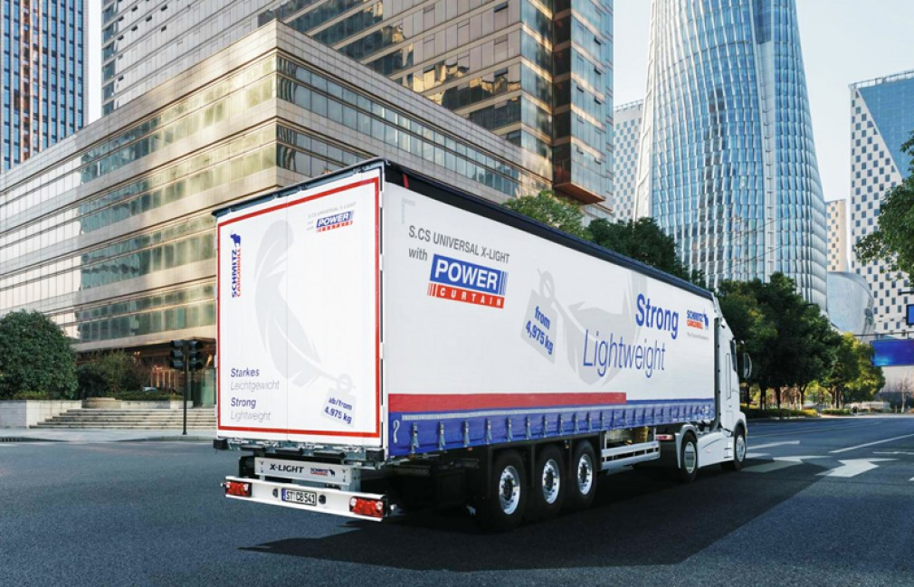 Video. SCHMITZ CARGOBULL: SMART TRAILER DAYS - EFICIENȚĂ DURABILĂ ȘI CONEXIUNI DIGITALIZATE
