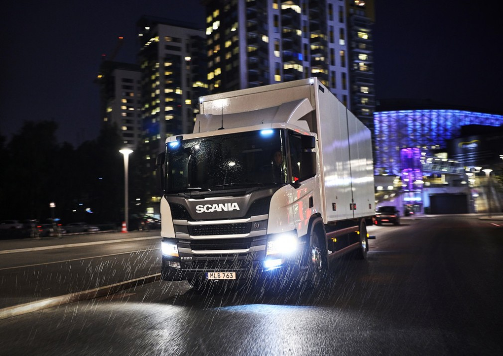 SCANIA URBAN: AL TREILEA VAL AL NEXT GENERATION SCANIA