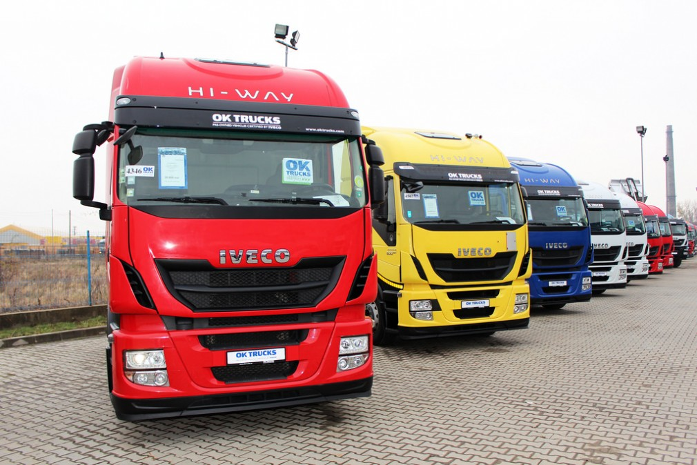 Video: OK TRUCKS OPEN DAYS 2018